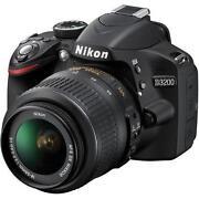 Nikon Digital SLR Camera