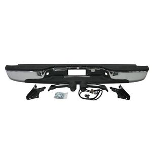 Chevrolet GMC Rear Bumper