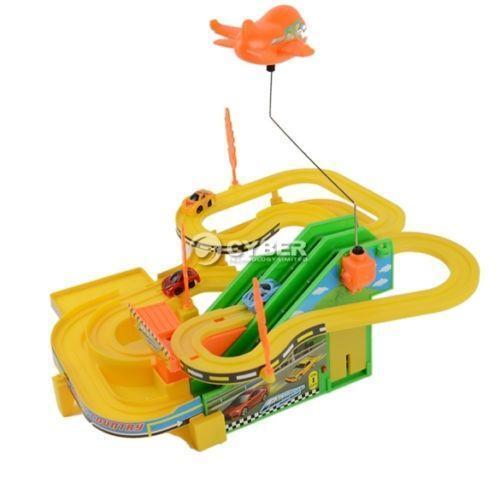 Kids Race Car Track   eBay