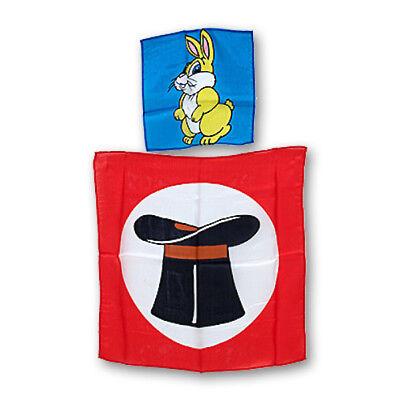 Rabbit Silk (Silk 9 inch Rabbit from 18 inch Hat Silk from Magic by Gosh)