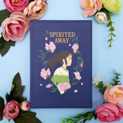 2021 Spirited Away Diary Planner Scheduler Journal Illustrated Book Organizer