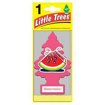 WATERMELON Little Trees Air Freshener, 12  packs Great Deal, Great Gift Idea - Watermelon Ideas