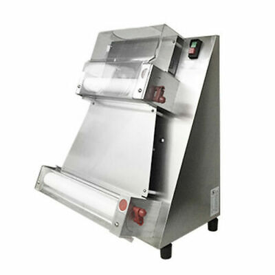 Commercial 370w Electric Pizza Dough Roller Sheeter Machine Pizza Safty Making