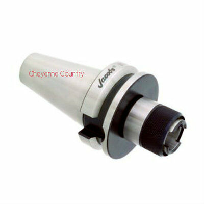 Jacobs Chuck 0066320 Bt 50 Rigid Tap Holder 3 M14 - M36 243.8mm Projection