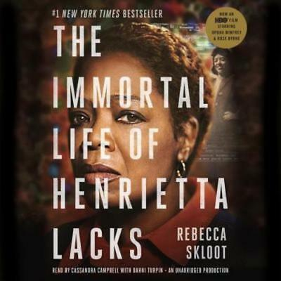 The Immortal Life of Henrietta Lacks by Rebecca Skloot: New