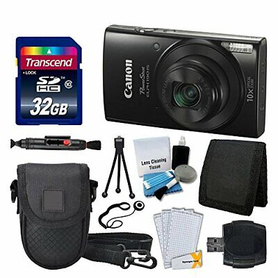 Canon PowerShot ELPH 190 IS Digital Camera  Great Value