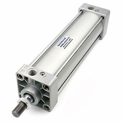 Baomain Pneumatic Air Cylinder Sc 63 X 150 Pt38 Bore 2 12 Inch Stroke 6