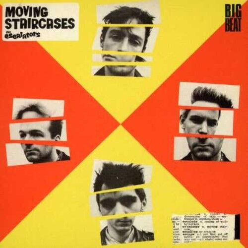 The Escalators - Moving Staircases [New CD] UK - Import