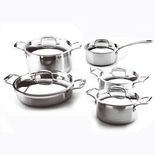 3 Ply Stainless Steel Cookware Ebay