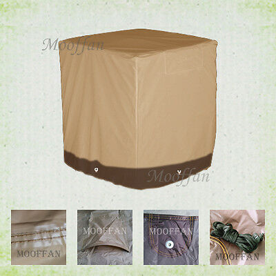 Heavy Duty Furniture Cover Central Air Conditioner Full Storage Dust Proof MS39P