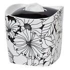 Creative Bath White Ceramic Tissue Box Covers
