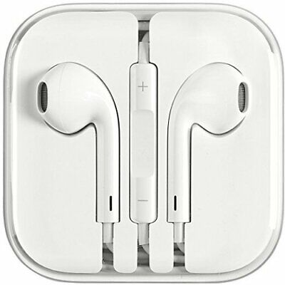 Genuine iPhone 6S 6 Plus SE 5S 5C 5 EarPods 3.5MM Headphones EarPhones Handsfree