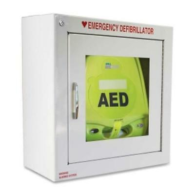 Zoll Aed Plus Standard Size Cabinet With Audible Alarm - White - Zol80000855