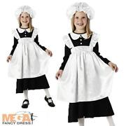 Girls Maid Outfit