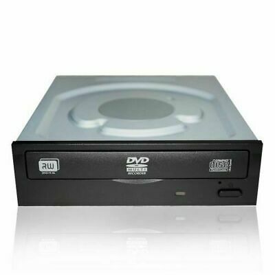 Liteon IHAS 124 SATA schwarz bulk CD, CD-RW, DVD-RW, DVD Brenner k19 **NEU**