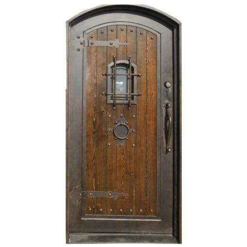 Entry door ebay for 96 inch exterior french doors