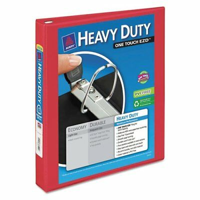 Avery Heavy Duty View Binders with One Touch EZD Ring, Holds
