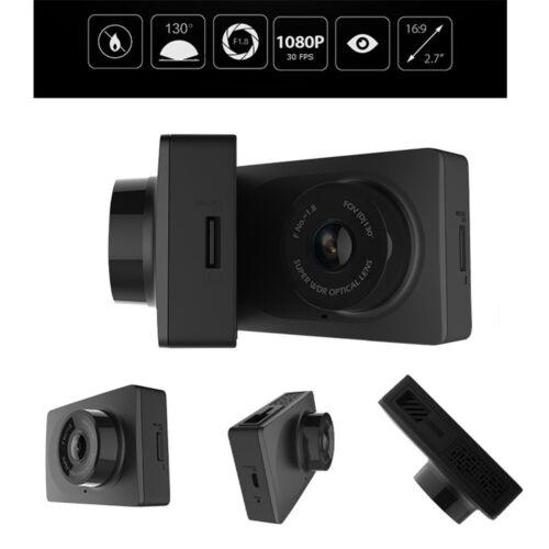 """Xiaomi Yi 2.7"""" LCD HD 1080P WIFI Smart  Car Camera Dash Cam"""