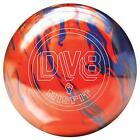 Orange Bowling Ball