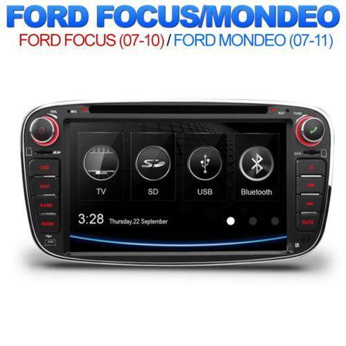 ford focus gps ebay. Black Bedroom Furniture Sets. Home Design Ideas
