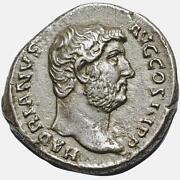 Roman Coins Hadrian