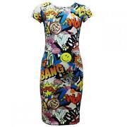 Girls Multi Coloured Dress