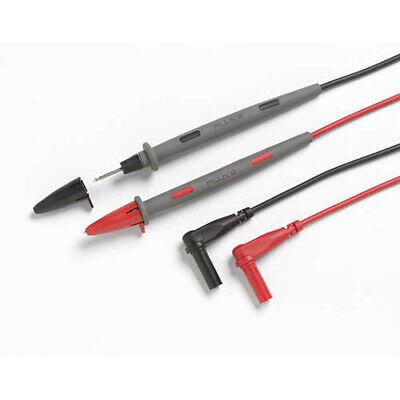 Fluke Tl71 Premium Test Lead Set Red And Black
