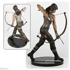 Tomb Raider Statue