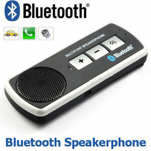 Bluetooth Cell Phone Handfree Car Speaker phone