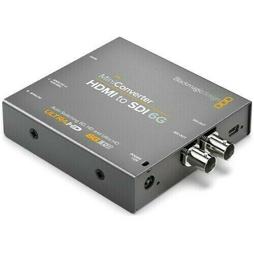 Blackmagic Design HDMI to SDI 6G Mini Converter