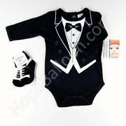 Newborn Tuxedo