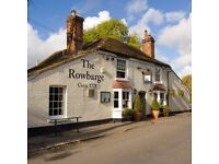 Kitchen Porter - food led pub in Woolhampton