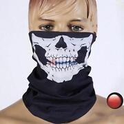 Ghost Skull Mask