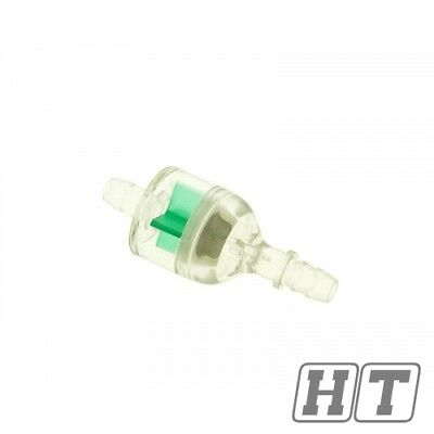 FUEL FILTER FASTFLOW II   GREEN FOR SCOOTERS MOTORCYCLES