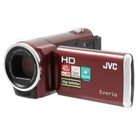 Jvc Everio Camcorder Red