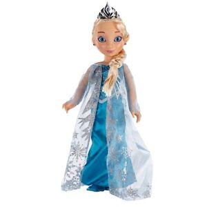Princess & Me Frozen Elsa, Huge Olaf & Frozen Blanket