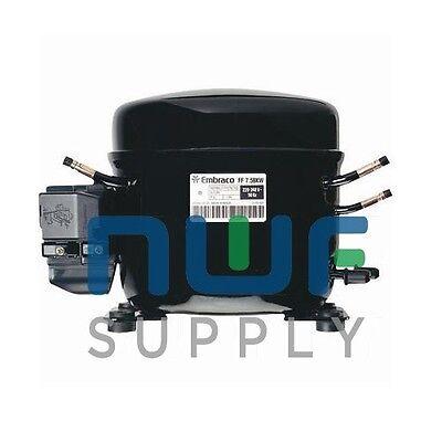 Tecumseh Aea2410yxa Replacement Refrigeration Compressor 14 Hp R-134a 840 Btu