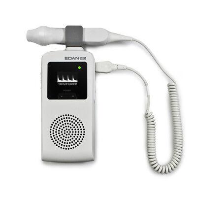 Edan Sd3 Vascular Doppler 4mhz 5mhz Or 8mhz Probe New Generation Of Sonotrax