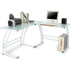 office desks ebay. glass executive desks office ebay