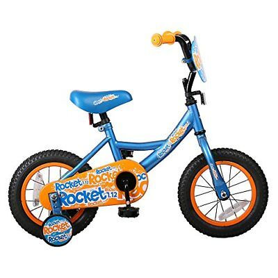 JoyStar 12 inch Kids Bike for Boys Kids Bicycle with Training wheels Foot Brake