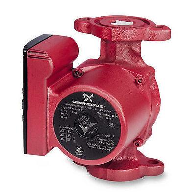 Grundfos UPS15-58FC 3-Spd Circulator Pump, IFC 59896341