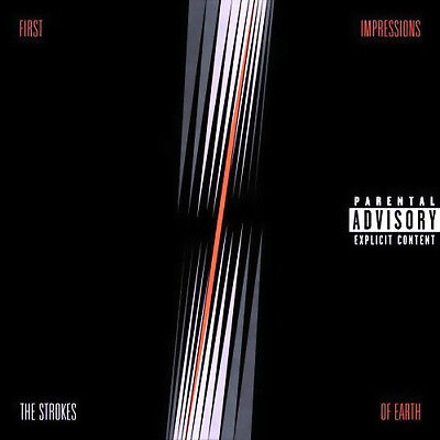The Strokes FIRST IMPRESSIONS OF EARTH 3rd Album RCA RECORDS New Sealed Vinyl