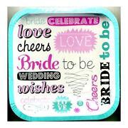 Bridal Shower Plates
