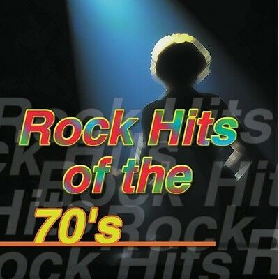 Rock Hits Of The 70's [CD New]