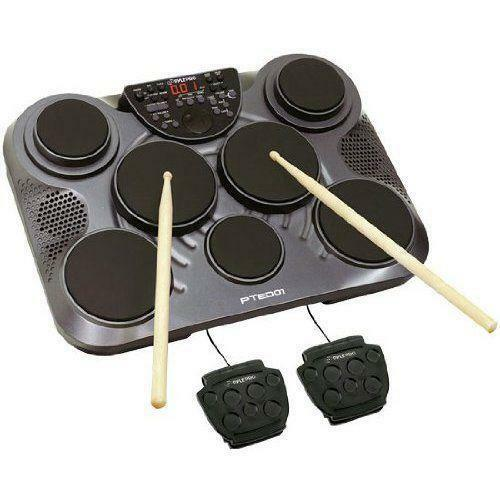 Electric Drum Pad Ebay