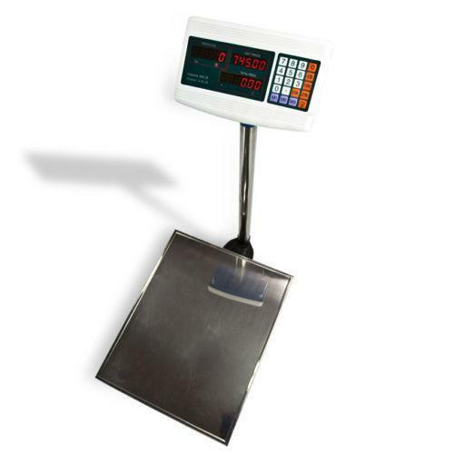 600 lb scale ebay for 1000 lb floor scale