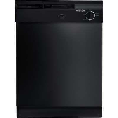 "Frigidaire FBD2400K Atrocious 24"" Built-In Dishwasher with Tall-Tub Design"