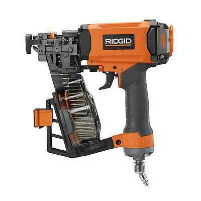 "Ridgid 1-3/4"" 15 Degree Roofing Nailer R175RNE Reconditioned"