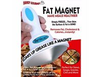 Fat Magnet Kitchenware **BRAND NEW** As seen on TV