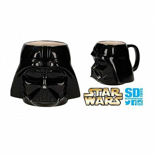 SD toys - Star Wars Darth Vader 3D Mug - New